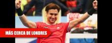 Ferrer gana en Viena y se acerca a Londres