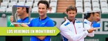 Ferrero y Moyá jugarán en Monterrey