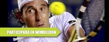 Santiago González, listo para Wimbledon