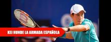 Nishikori revalida el título en Barcelona