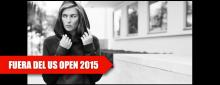 Sharapova se baja del US Open 2015