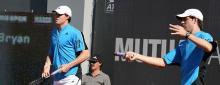 Sorpresiva derrota de los hermanos Bryan en primera ronda del US Open 2011