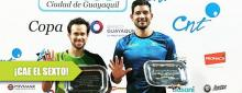 Reyes Varela y Zarazua triunfan en dobles