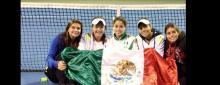 México termina en tercer lugar en Fed Cup